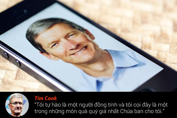 Những điều ít biết về CEO đương nhiệm của Apple 4