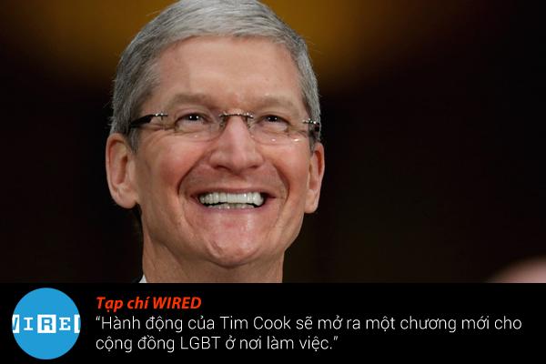Những điều ít biết về CEO đương nhiệm của Apple 3