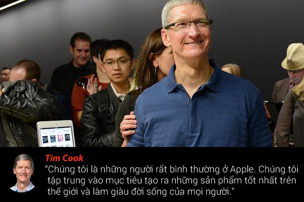 Những điều ít biết về CEO đương nhiệm của Apple 5