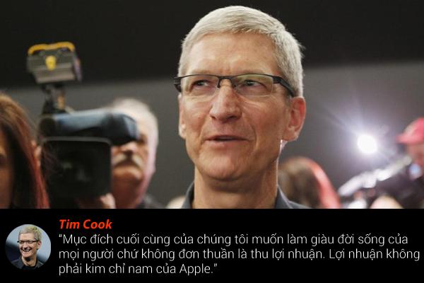 Những điều ít biết về CEO đương nhiệm của Apple 6