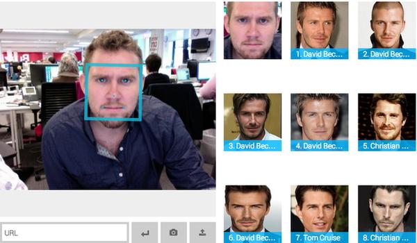 Website thú vị giúp bạn tìm ra người nổi tiếng giống mình nhất 3