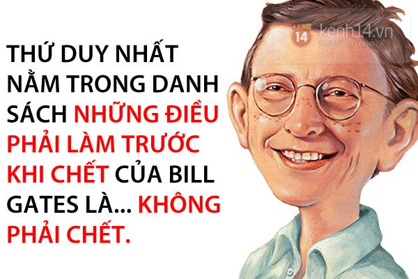 12 điều không phải ai cũng biết về Bill Gates - Tỷ phú giàu nhất hành tinh 1