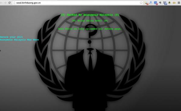 Nhóm hacker Malaysia bất ngờ lên tiếng xin lỗi Việt Nam 2