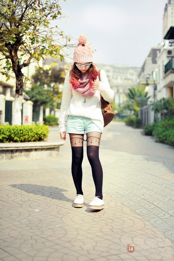 Bun Holic - cô nàng stylist dễ thương và nhiều đam mê 1