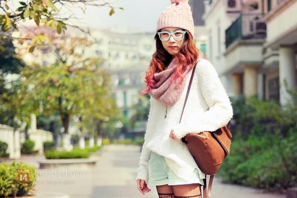 Bun Holic - cô nàng stylist dễ thương và nhiều đam mê 2