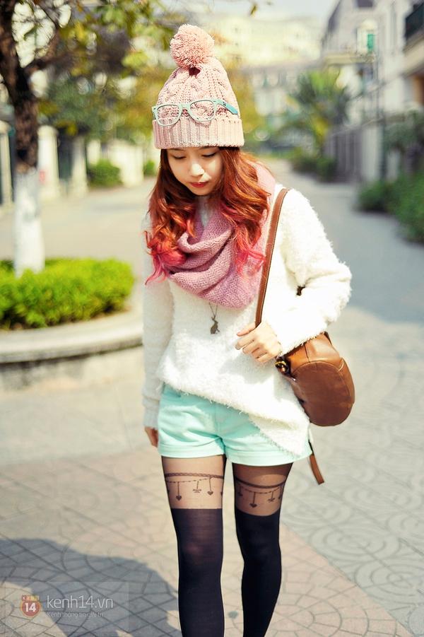 Bun Holic - cô nàng stylist dễ thương và nhiều đam mê 3