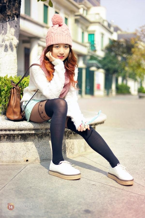 Bun Holic - cô nàng stylist dễ thương và nhiều đam mê 4