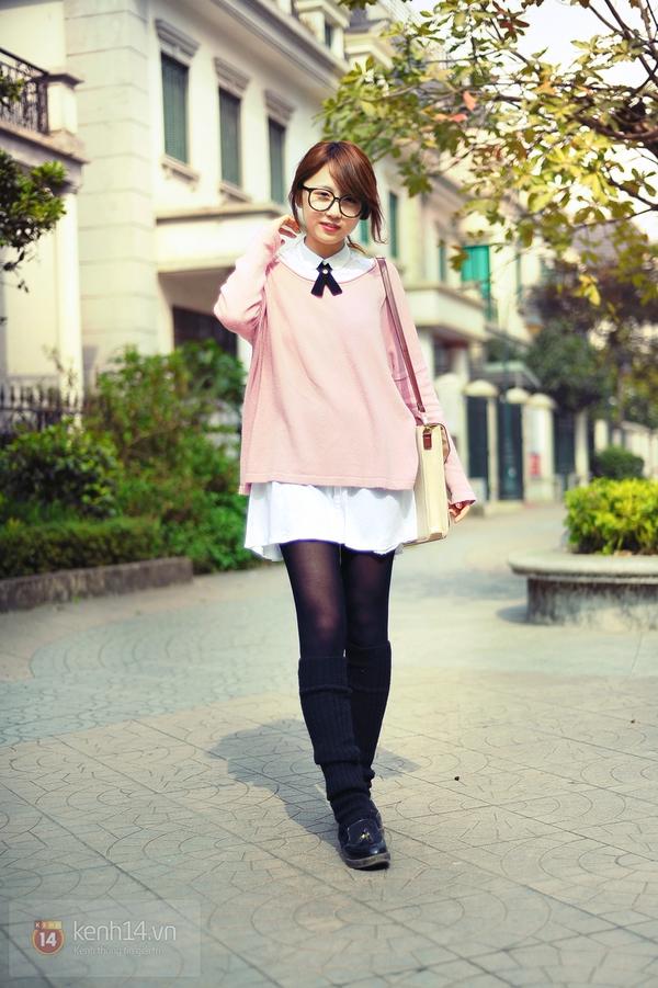 Bun Holic - cô nàng stylist dễ thương và nhiều đam mê 5