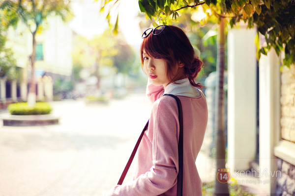 Bun Holic - cô nàng stylist dễ thương và nhiều đam mê 7