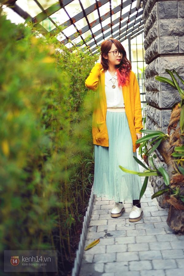 Bun Holic - cô nàng stylist dễ thương và nhiều đam mê 8