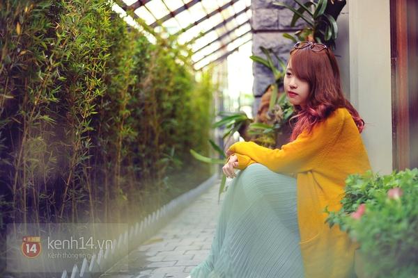 Bun Holic - cô nàng stylist dễ thương và nhiều đam mê 9