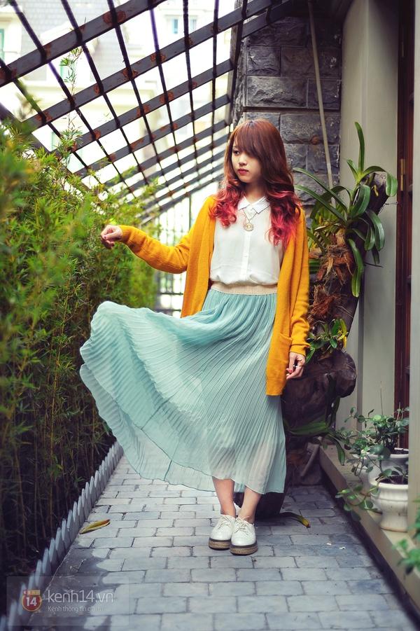 Bun Holic - cô nàng stylist dễ thương và nhiều đam mê 11