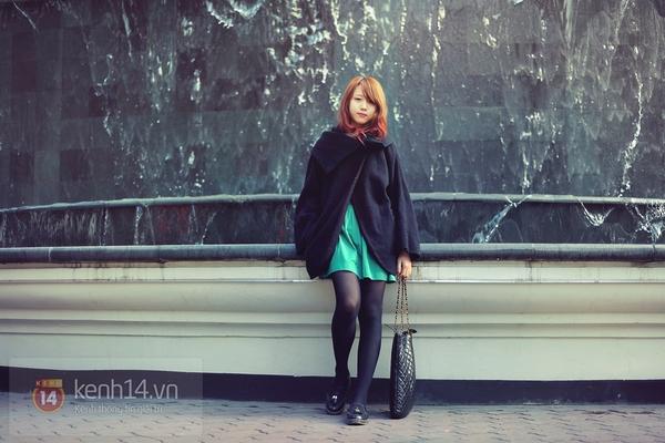 Bun Holic - cô nàng stylist dễ thương và nhiều đam mê 12