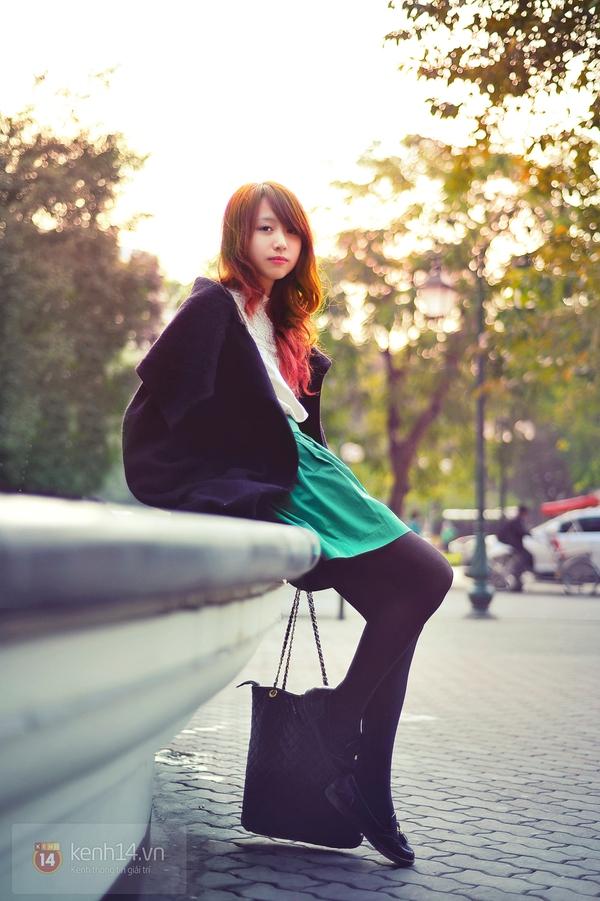 Bun Holic - cô nàng stylist dễ thương và nhiều đam mê 13