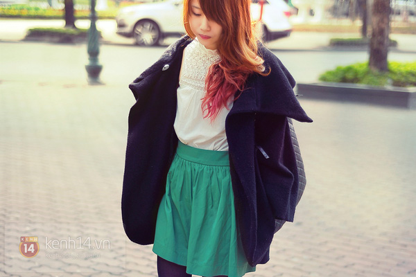 Bun Holic - cô nàng stylist dễ thương và nhiều đam mê 14
