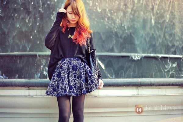 Bun Holic - cô nàng stylist dễ thương và nhiều đam mê 16