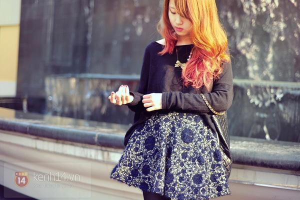 Bun Holic - cô nàng stylist dễ thương và nhiều đam mê 17
