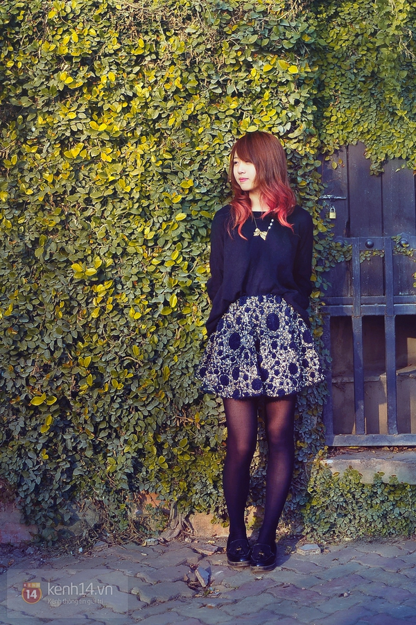Bun Holic - cô nàng stylist dễ thương và nhiều đam mê 19