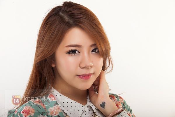 """Cùng Hạt Mít make up theo style """"chuẩn"""" Hàn Quốc 5"""