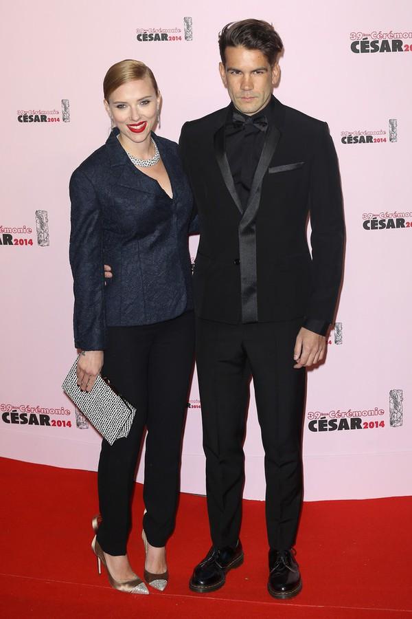 Scarlett Johansson bất ngờ báo tin có thai 3