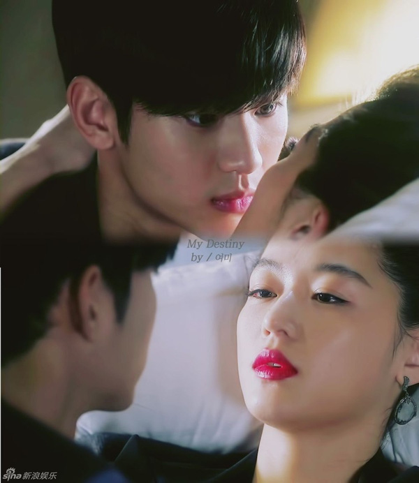 """""""Bộ sưu tập"""" người tình màn ảnh lừng danh của Jeon Ji Hyun 1"""
