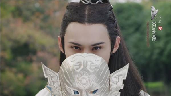 Fan Trung lại phát sốt vì nhan sắc của Lan Lăng Vương xinh gái 2