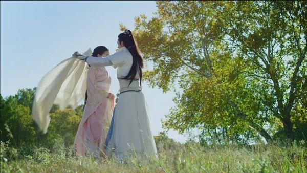 Fan Trung lại phát sốt vì nhan sắc của Lan Lăng Vương xinh gái 9