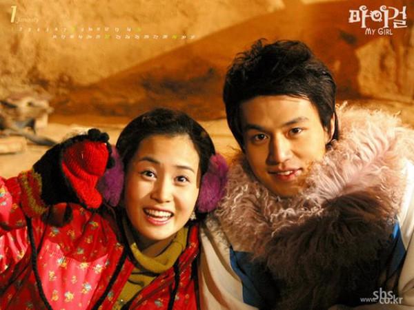 """Phim mới của Lee Da Hae - Lee Dong Wook phảng phất màu sắc """"My Girl"""" 2"""