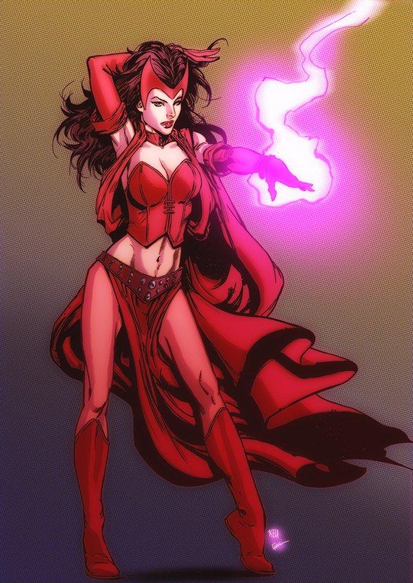"Scarlet Witch quyết không khoe da thịt trong ""Avengers 2"" 2"
