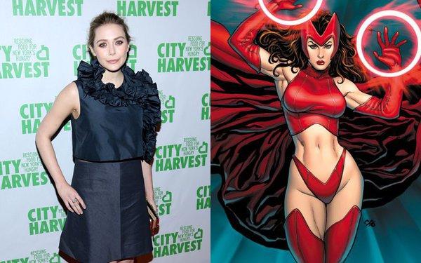 "Scarlet Witch quyết không khoe da thịt trong ""Avengers 2"" 1"