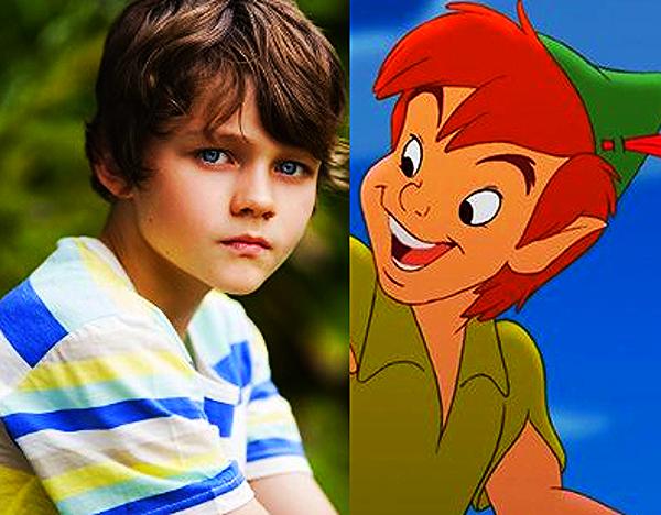 Peter Pan siêu xinh trai của màn ảnh Hollywood 2015 6