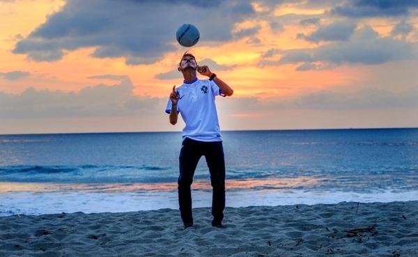 Chia sẻ của Ronaldo về cậu bé thoát sóng thần làm lay động trái tim 3