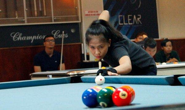 """Nữ cơ thủ xinh đẹp Bích Trâm: """"Con gái chơi Billiards có gì là sai"""" 6"""
