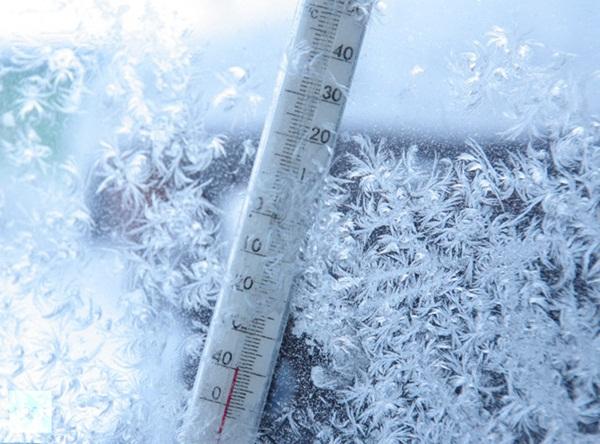 Những hình ảnh đáng sợ về giá lạnh bất thường tại Nga 12