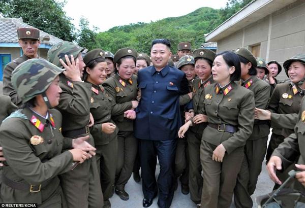 Những hình ảnh hiếm hoi về đất nước Triều Tiên 17