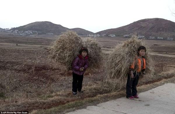 Những hình ảnh hiếm hoi về đất nước Triều Tiên 4