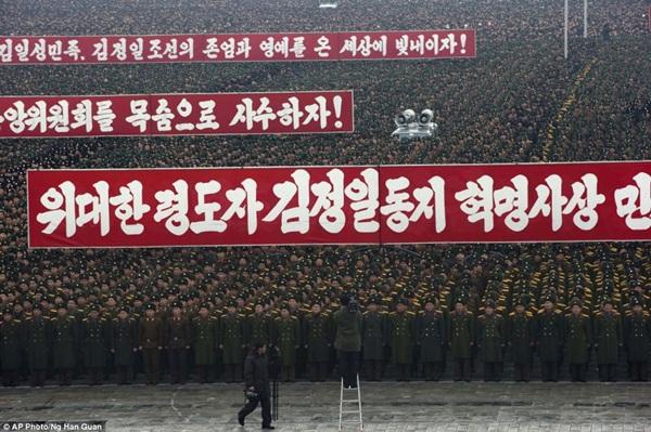 Những hình ảnh hiếm hoi về đất nước Triều Tiên 7