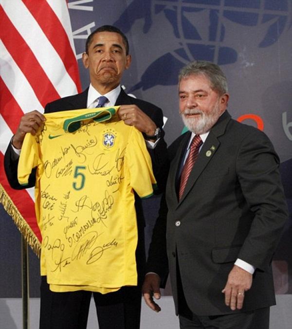 """Nghía """"kho"""" quà tặng của Tổng thống Obama 4"""