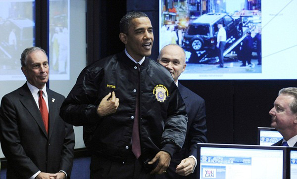 """Nghía """"kho"""" quà tặng của Tổng thống Obama 6"""