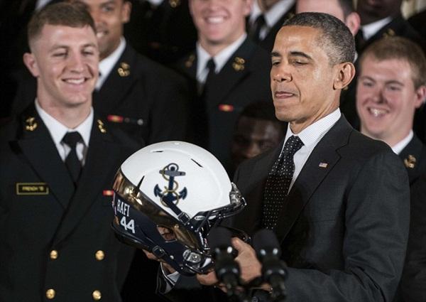 """Nghía """"kho"""" quà tặng của Tổng thống Obama 8"""