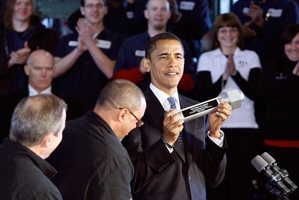 """Nghía """"kho"""" quà tặng của Tổng thống Obama 9"""