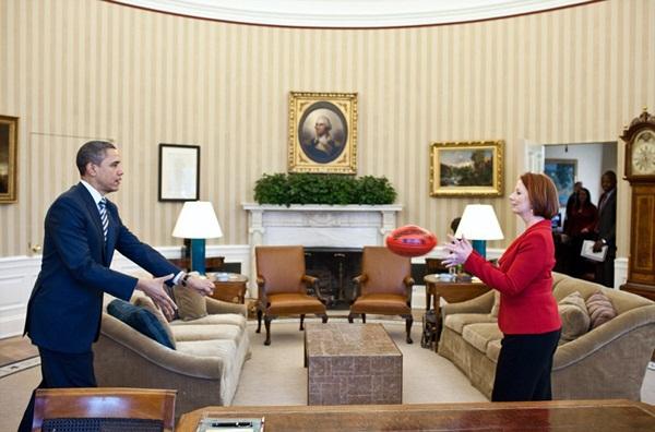 """Nghía """"kho"""" quà tặng của Tổng thống Obama 10"""