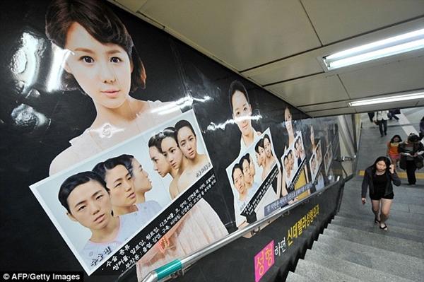 Nỗi ám ảnh phẫu thuật thẩm mỹ của dân Hàn 3