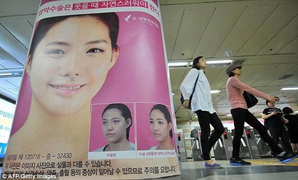 Nỗi ám ảnh phẫu thuật thẩm mỹ của dân Hàn 2