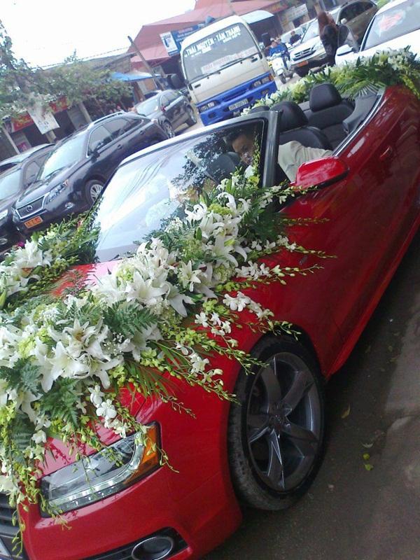 Cô dâu chú rể đeo đầy vàng trong đám cưới khủng ở Lạng Sơn 6