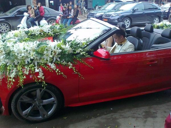 Cô dâu chú rể đeo đầy vàng trong đám cưới khủng ở Lạng Sơn 7