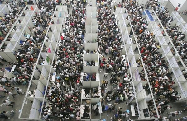 Hình ảnh ấn tượng về sự đông đúc của dân số thế giới 12