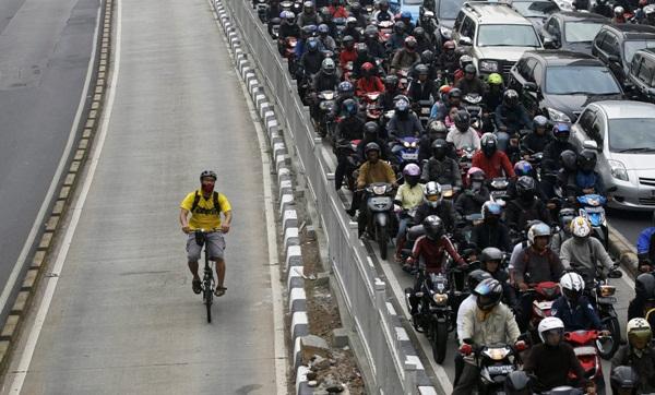 Hình ảnh ấn tượng về sự đông đúc của dân số thế giới 6