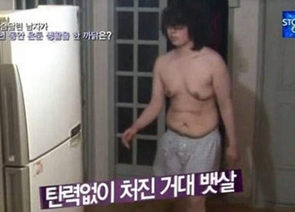 """Quá trình biến đổi thành hot boy của một chàng trai """"xấu xí"""" 6"""