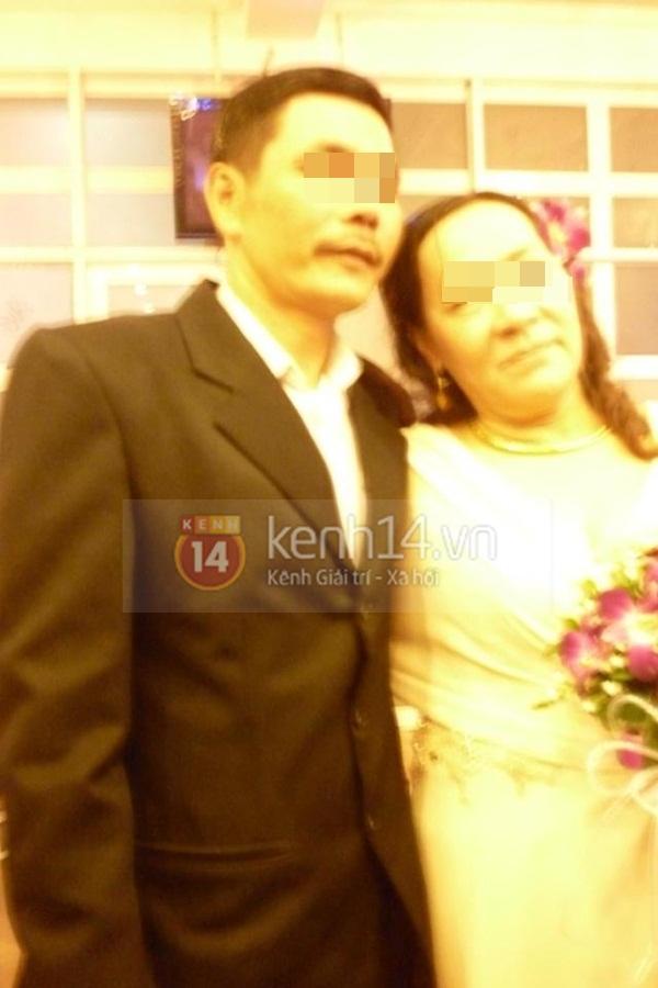 Lộ diện hình ảnh đầy đủ trong đám cưới vợ 63, chồng 38 gây xôn xao 2